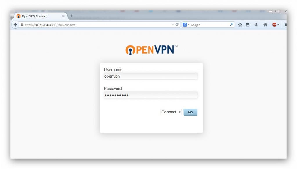 Instalar OpenVPN
