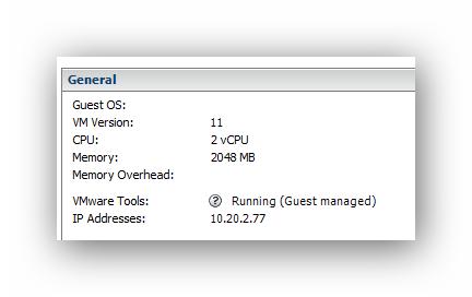 Instalar VMware tools en Linux