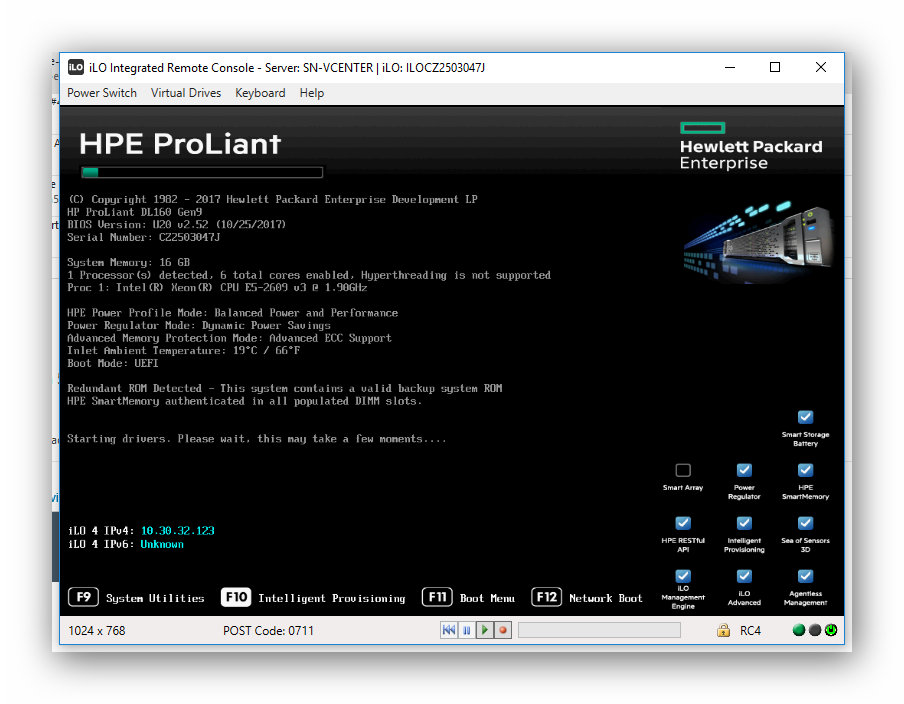 Instalar Windows Server 2016 HP Proliant - Blog de Sistemas