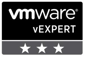 vExpert 2018
