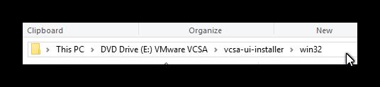 Actualizar VCSA a 6.7