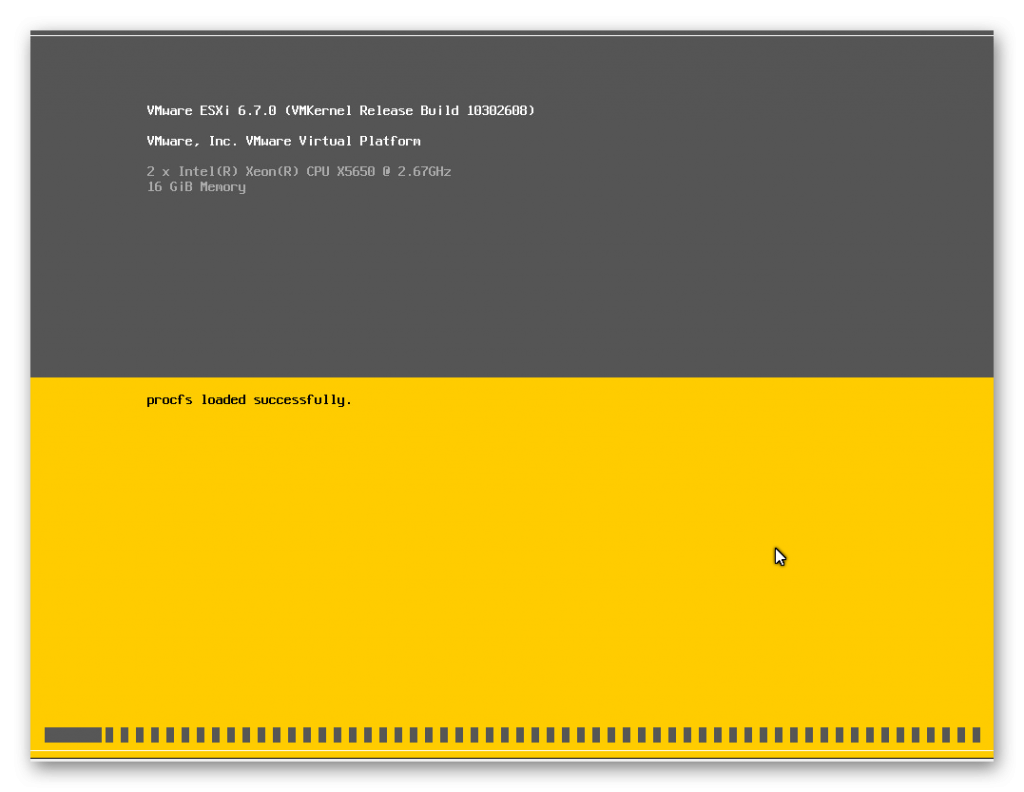 Actualizar vSphere 6.7